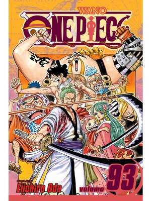 cover image of One Piece, Volume 93