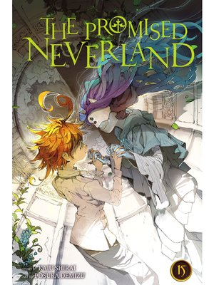 cover image of The Promised Neverland, Volume 15