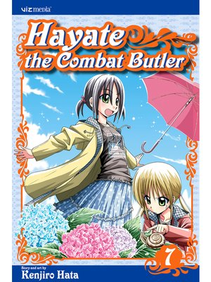 cover image of Hayate the Combat Butler, Volume 7