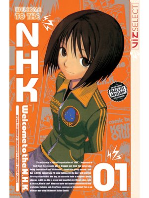 cover image of Welcome to the N.H.K., Volume 1