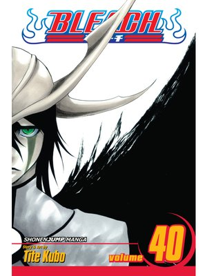 cover image of Bleach, Volume 40