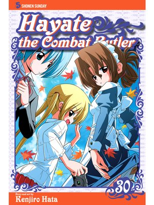 cover image of Hayate the Combat Butler, Volume 30