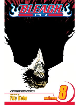 cover image of Bleach, Volume 8
