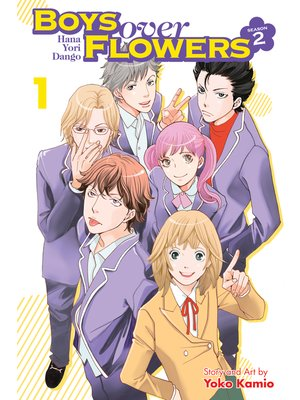 cover image of Boys Over Flowers, Season 2, Volume 1