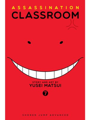 cover image of Assassination Classroom, Volume 7