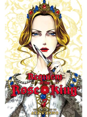 cover image of Requiem of the Rose King, Volume 7