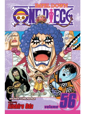 cover image of One Piece, Volume 56