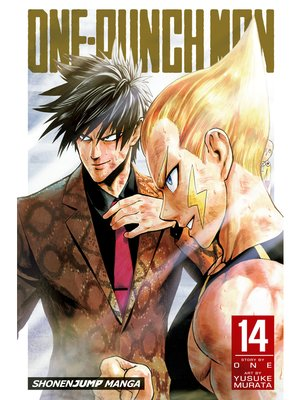 cover image of One-Punch Man, Volume 14