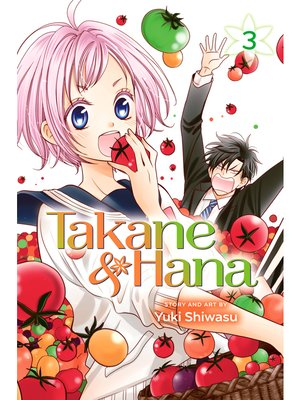cover image of Takane & Hana, Volume 3
