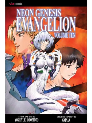 cover image of Neon Genesis Evangelion, Volume 10