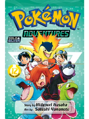 cover image of Pokémon Adventures, Volume 12