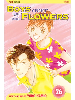 cover image of Boys Over Flowers, Volume 26