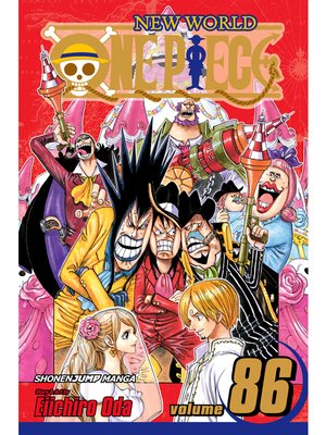 cover image of One Piece, Volume 86