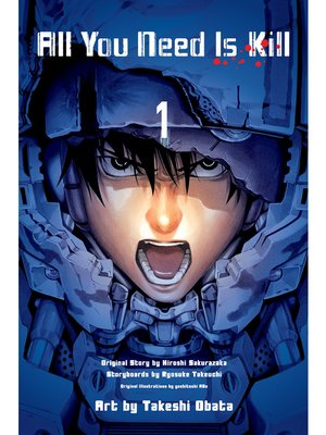 cover image of All You Need is Kill, Volume 1
