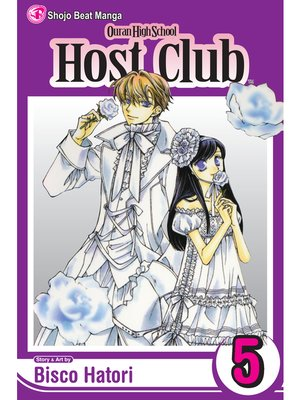 cover image of Ouran High School Host Club, Volume 5