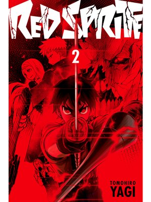 cover image of RED SPRITE, Volume 2
