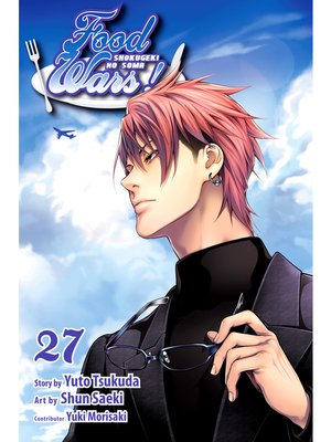 cover image of Food Wars!: Shokugeki no Soma, Volume 27
