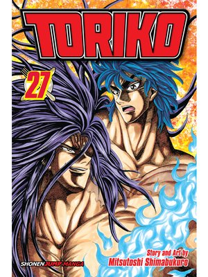 cover image of Toriko, Volume 27