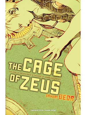 cover image of The Cage of Zeus