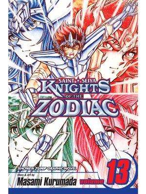 cover image of Knights of the Zodiac (Saint Seiya), Volume 13