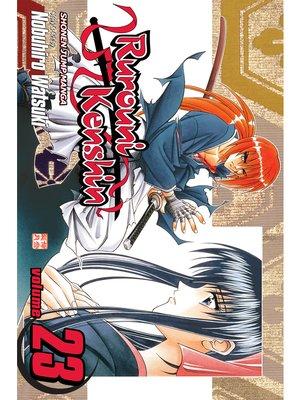 cover image of Rurouni Kenshin, Volume 23