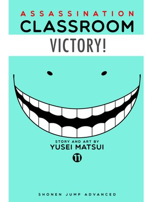 cover image of Assassination Classroom, Volume 11