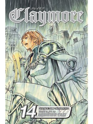 cover image of Claymore, Volume 14