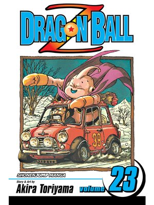 cover image of Dragon Ball Z, Volume 23
