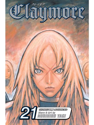 cover image of Claymore, Volume 21