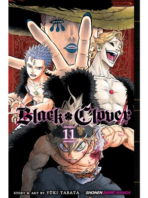 cover image of Black Clover, Volume 11