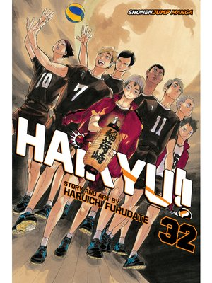 cover image of Haikyu!!, Volume 32