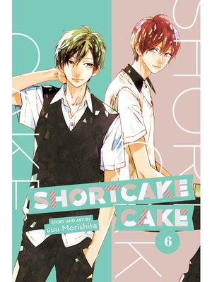 cover image of Shortcake Cake, Volume 6