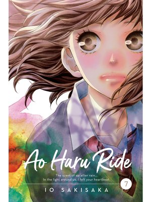 cover image of Ao Haru Ride, Volume 7