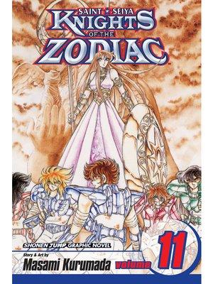 cover image of Knights of the Zodiac (Saint Seiya), Volume 11