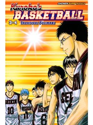 cover image of Kuroko's Basketball, Volume 2