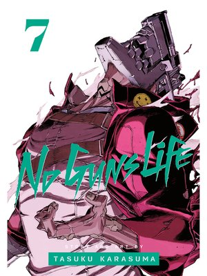 cover image of No Guns Life, Volume 7
