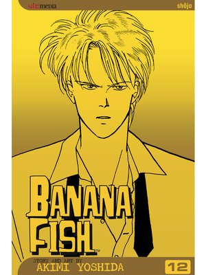 cover image of Banana Fish, Volume 12