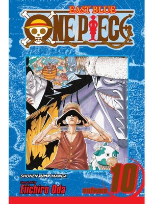cover image of One Piece, Volume 10