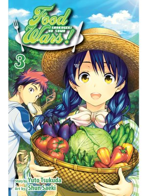 cover image of Food Wars!: Shokugeki no Soma, Volume 3
