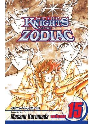 cover image of Knights of the Zodiac (Saint Seiya), Volume 15