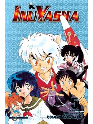 cover image of Inuyasha, Volume 5