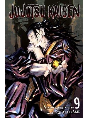 cover image of Jujutsu Kaisen, Volume 9