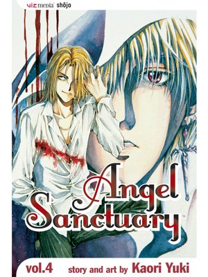cover image of Angel Sanctuary, Volume 4