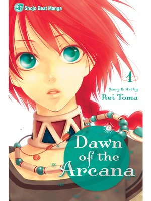 cover image of Dawn of the Arcana, Volume 1