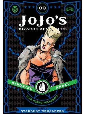 cover image of JoJo's Bizarre Adventure: Part 3 - Stardust Crusaders, Volume 9