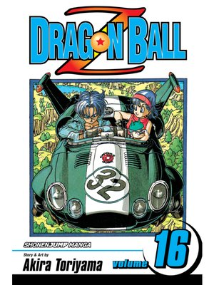 cover image of Dragon Ball Z, Volume 16
