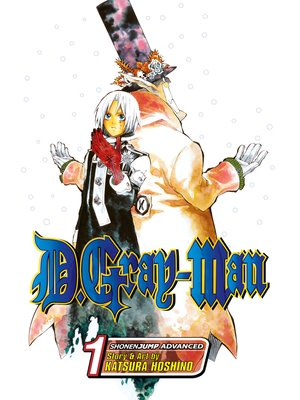 cover image of D.Gray-man, Volume 1