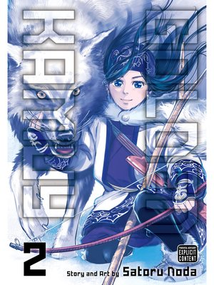 cover image of Golden Kamuy, Volume 2
