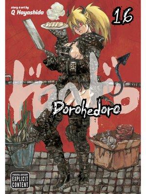 cover image of Dorohedoro, Volume 16