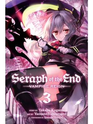 cover image of Seraph of the End, Volume 3